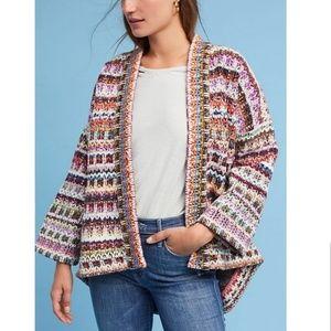 Anthropologie dRA Yoko Kimono Jacket